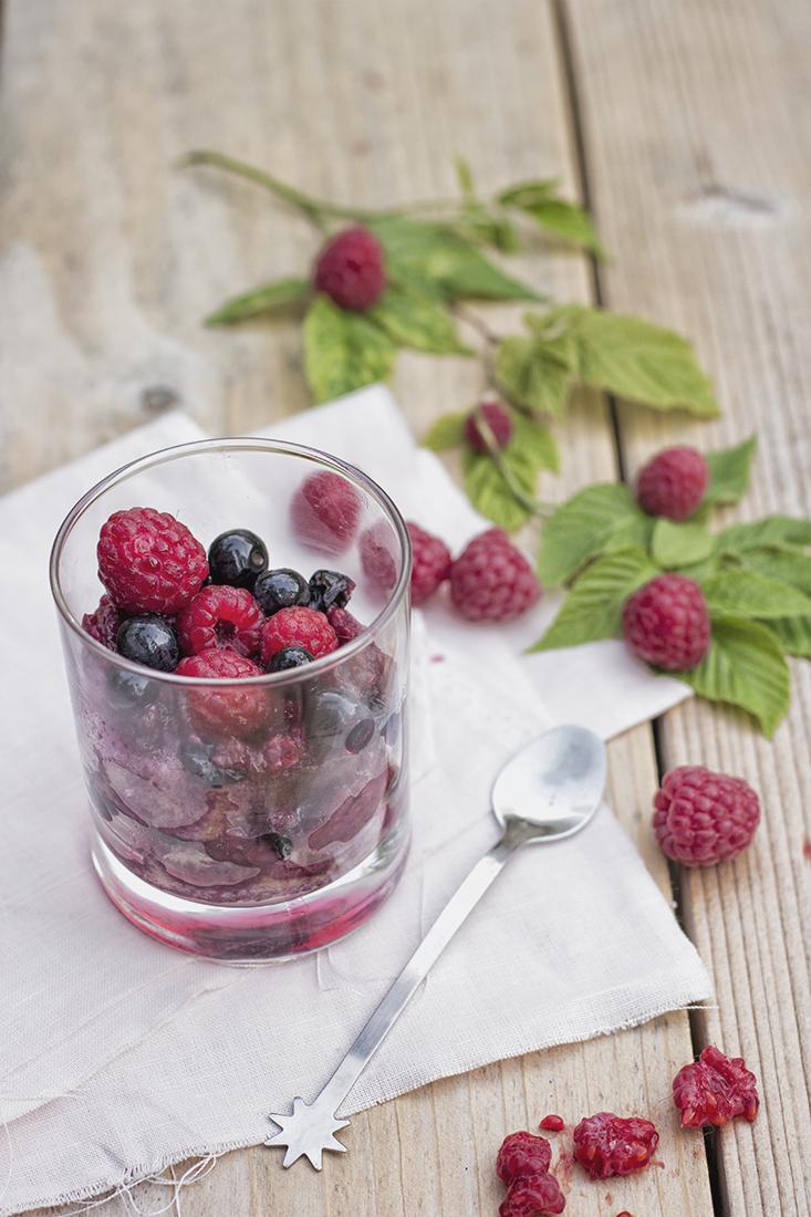 Berries Tiramisú